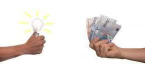 Use a sense of credibility to monetize items and sell products